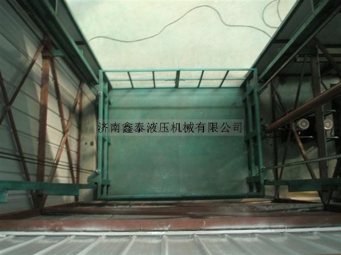 升降机啃轨道问题产shengyuan因